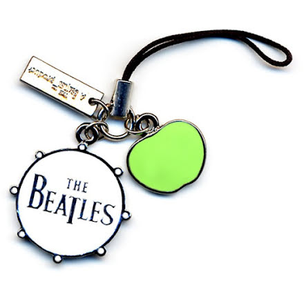 Beatles - Drum Apple - Mobilsmycke