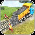 Train Track Construction Sim: Railroad Builder icon