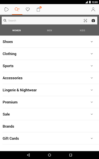 Zalando u2013 Shopping & Fashion 4.66.1 Screenshots 12