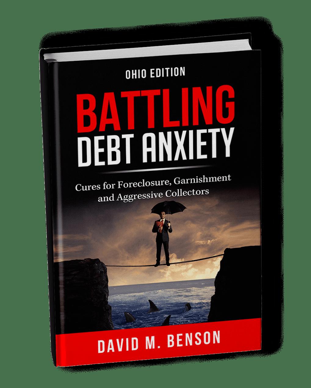Benson Law Firm | Battling Debt Anxiety