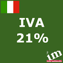 Iva al 21% icon
