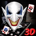 3D Joker Mask Theme 🎭 icon