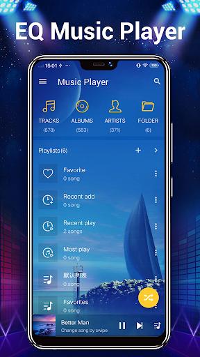 Music Player 3.5.6 screenshots 2