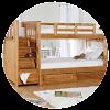 سرير بطابقين تصميم أفكار APK