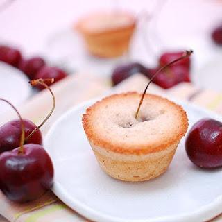 Cherry Mini-Cakes (Cakelets)