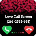 Love Caller Screen icon