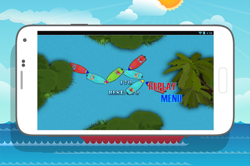 玩免費街機APP|下載スピードボート交通マスター app不用錢|硬是要APP