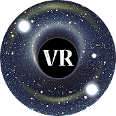 VR Wormhole - Google Cardboard Space Game