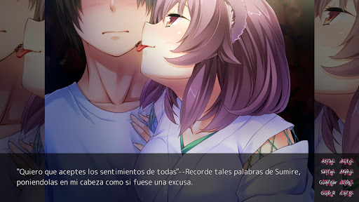 Wild Romance en Espau00f1ol 1.4 APK MOD screenshots 2