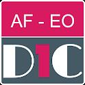 Afrikaans - Esperanto Dictionary (Dic1) icon