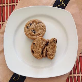 Cinnamon Raisin Bran Muffins