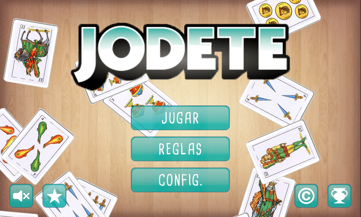 Jodete- screenshot
