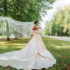 Wedding photographer Alina Ovsienko (Ovsienko). Photo of 03.10.2018