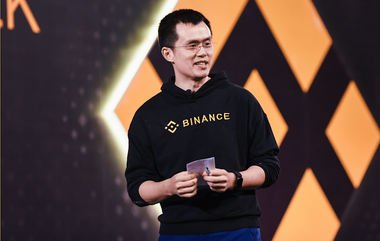 Binance Founder and CEO CZ