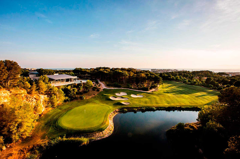 Lumine Golf Club, Golf sur la Costa Dorada