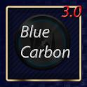 TSF Shell Theme Blue Carbon HD icon