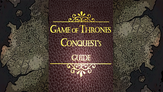 Guide Game of Thrones Conquest - náhled