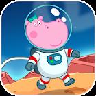 Hippo Astronaut: Space adventures icon