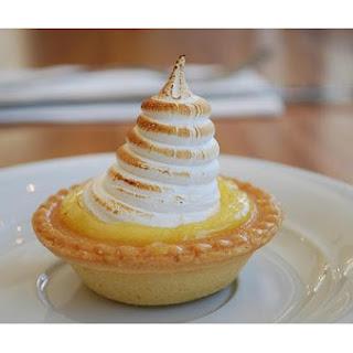 Lemon-Curd Tartlets