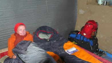 Photo: Unterkunft in Dharamsala, was sinnigerweise Pilgerherberge heißt