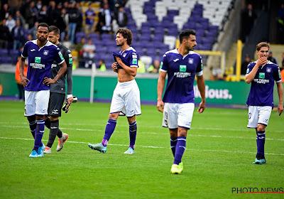 """Waasland, """"venu en mission"""", a été surpris du manque d'intensité d'Anderlecht"""