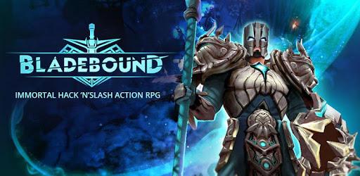 Blade Bound: Hack and Slash of Darkness Action RPG - Apps on