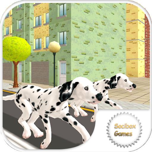 Dalmatian Survival Simulator