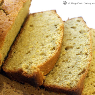 Fresh Pumpkin Bread {Quick Bread}