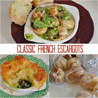 Class French Escargot
