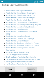 Sample Letters Applications Android Apps on Google Play