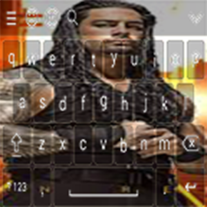 Keyboard HD for Roman Reigns