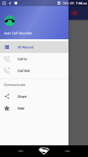 Record Call - Automatic Call Recorder Free - náhled