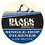 BlackBlack Sands Single Hop Pilsener
