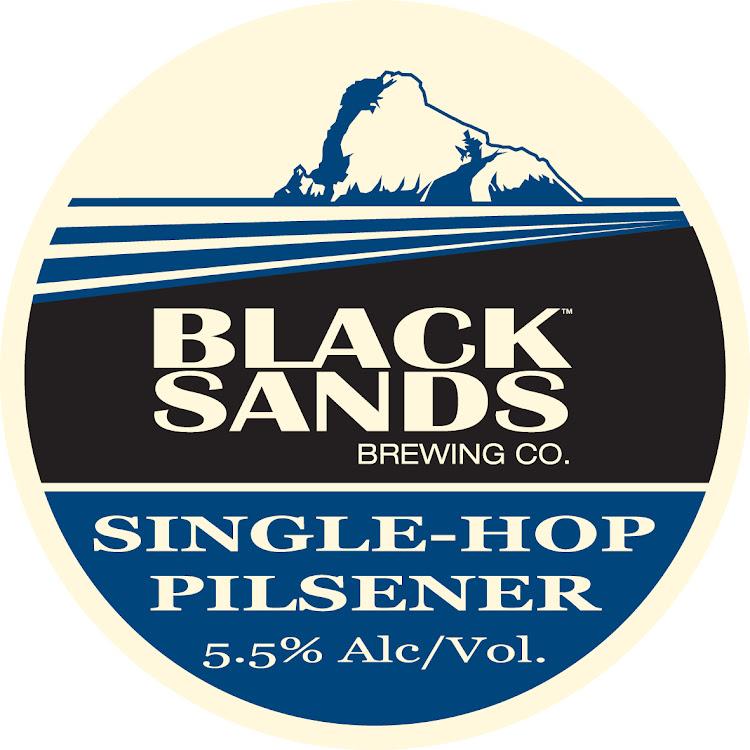 Logo of BlackBlack Sands Single Hop Pilsener