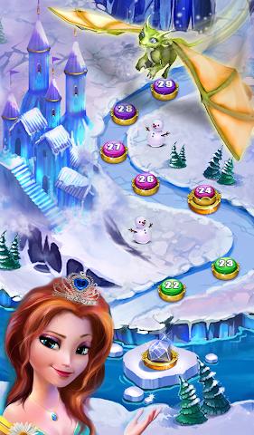 android Princess Coin Palace Screenshot 1