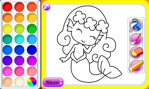 My Coloring Book - Android Apps on Google Play