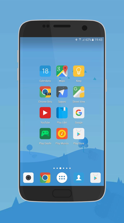 MIUI 8 - Icon Pack Screenshot