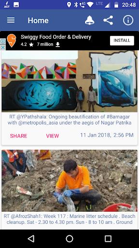 Swachh Bharat Clean India App 4.2.1 screenshots 3