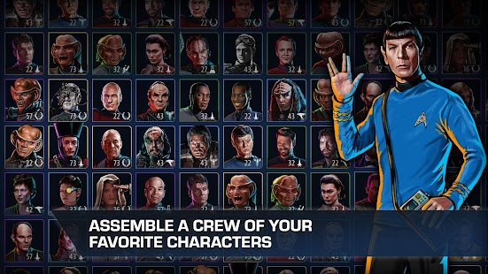 Star Trek Timelines Screenshot 8