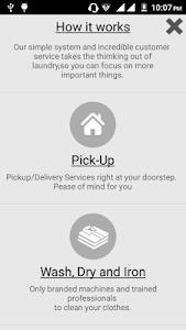 BookMyWash - laundry services screenshot 7