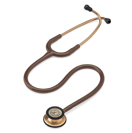 Littmann Classic III Stetoskop Chocolate W-Copper Chestpiece