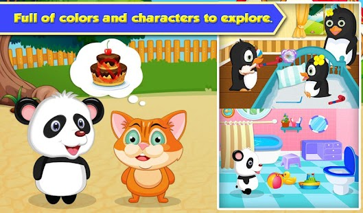 Kids Playful Emotional Growth- screenshot thumbnail