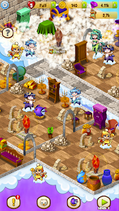 Merlin and Merge Mansion Mod Apk (Unlimited Money) 5