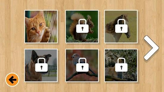 Animal Puzzle Jigsaw - náhled