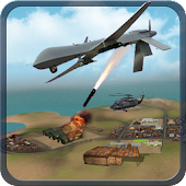 Drone Fighter Strike Simulator