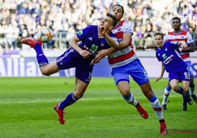 Anderlecht en Club Brugge spelen gelijk in het Constant Vanden Stock-stadion
