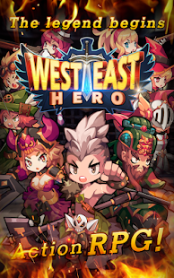 West East Heroes Android apk
