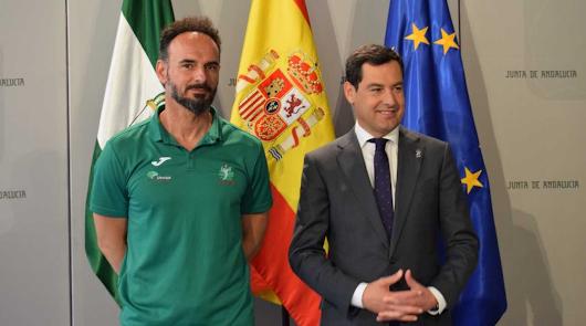 Berenguel canaliza las ganas de 'probarse' en Ibiza
