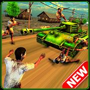 Tank Highway Zombies Roadkill Survival Shelter