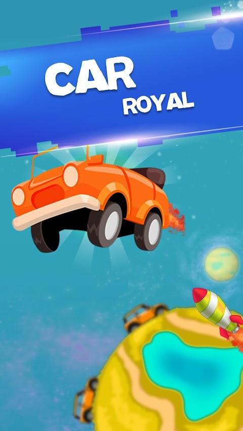 Car Royal - Best Merge Gameのおすすめ画像1
